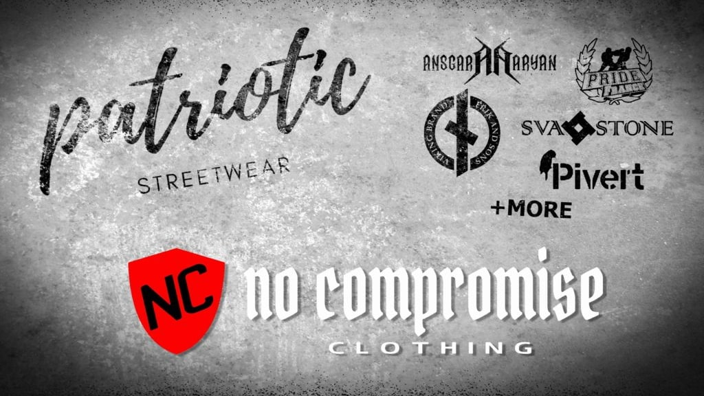 No Compromise Clothing -kaupan mainos